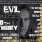 LIVE EVIL LONDON – DEATHMACHINE'S 40TH BIRTHDAY