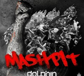 Dolphin - Mashpit EP - OBLIVION008 - Oblivion Underground Recordings