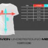 t-shirts sizing