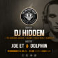 The Oblivion Show EP015 with DJ HIDDEN - Oblivion Underground - Recordings & Events - oblivion-underground.com