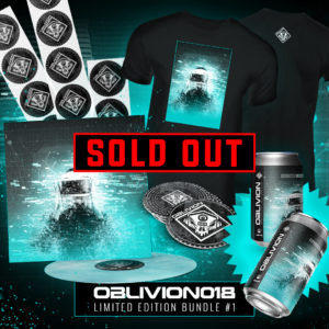 """SOLD OUT - EXCLUSIVE LIMITED EDITION BUNDLE #1 """"BEERS"""" - OBLIVION018 - The Outside Agency & False Idol - Oblivion Underground - Recordings & Events - oblivion-underground.com"""