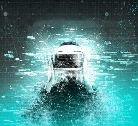 kaMart Design - EP artwork -The Outside Agency & False Idol - OBLIVION018 - Oblivion Underground - Recordings & Events - oblivion-underground.com