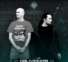 The Outside Agency - OBLIVION018 - Oblivion Underground - Recordings & Events - oblivion-underground.com