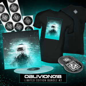 EXCLUSIVE LTD EDITION BUNDLE #2 - OBLIVION018 - Oblivion Underground - Recordings & Events - oblivion-underground.com